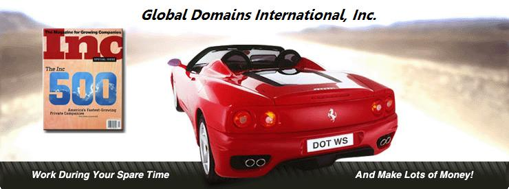 Global Domains Inc